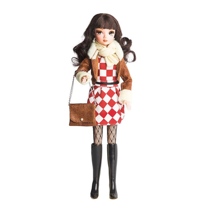 Кукла Sonya Rose, серия Daily collection, в кожаной куртке от Toyway