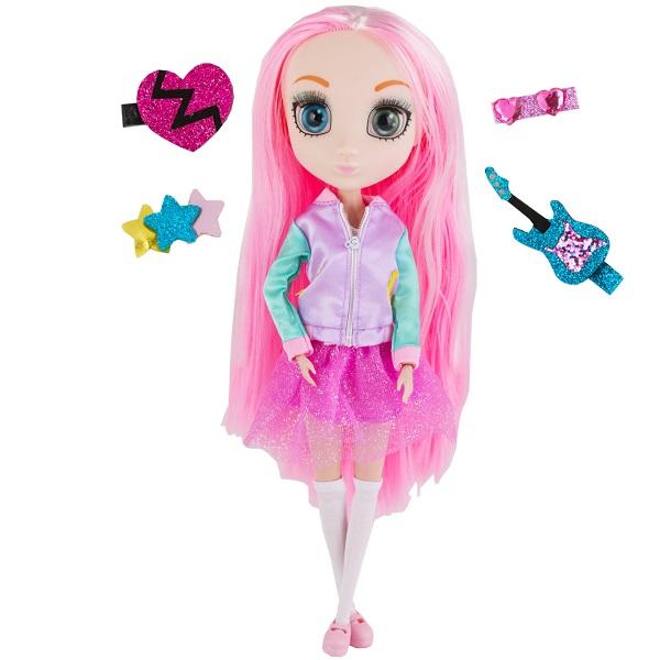 Кукла из серии Shibajuku Girls - Шидзуки 3, 33 см., Hunter products  - купить со скидкой