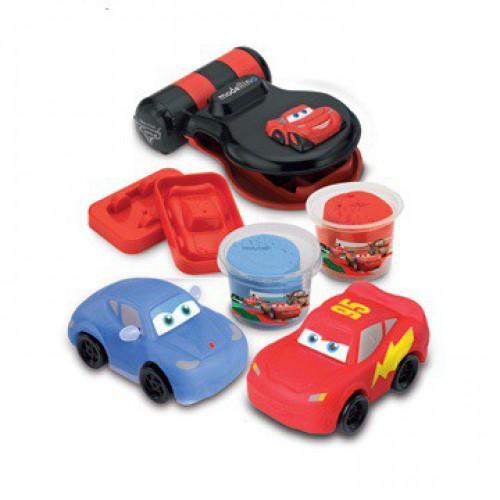 Набор с пластилином Маккуин и СаллиCARS 2 (Игрушки Тачки 2)<br>Набор с пластилином Маккуин и Салли<br>