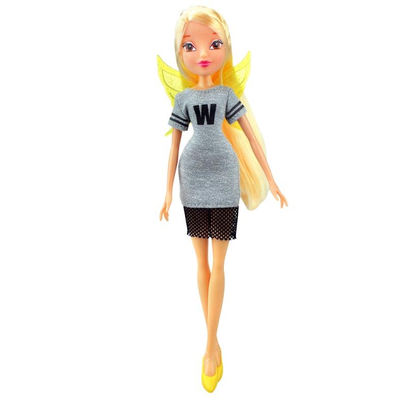 Кукла Winx Club - Мода и магия-3, Stella