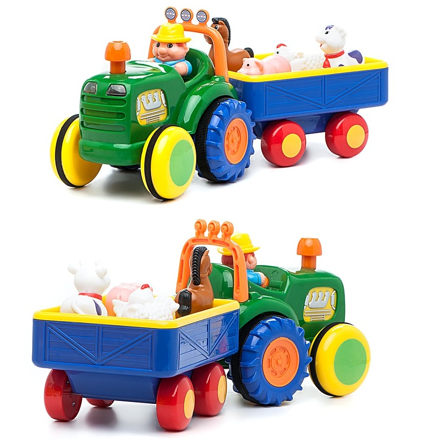 Трактор фермера от Toyway