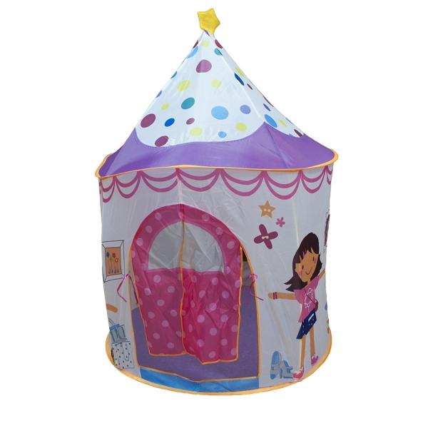 Игровой домик – Замок, 100 шаров