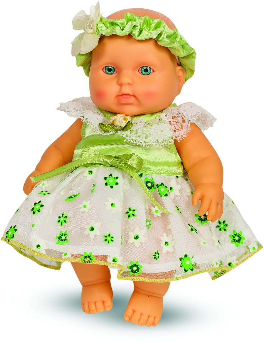 Кукла Карапуз 12 девочка, 20смРусские куклы фабрики Весна<br>Кукла Карапуз 12 девочка, 20см<br>