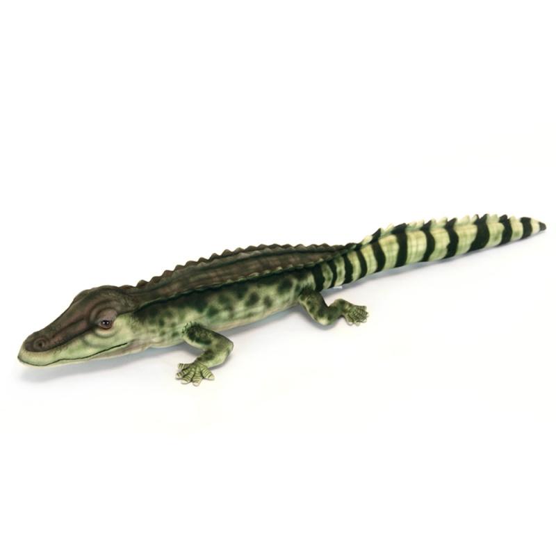 Мягкая игрушка - Крокодил Филиппинский, 72 смБольшие игрушки (от 50 см)<br>Мягкая игрушка - Крокодил Филиппинский, 72 см<br>