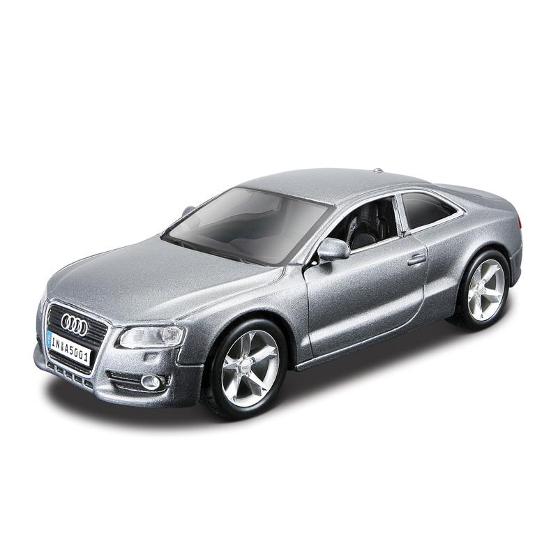 Bburago Машина для сборки Audi A5, металлическая, 1:32