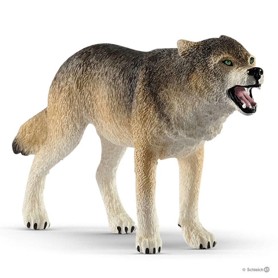 Фигурка – Волк