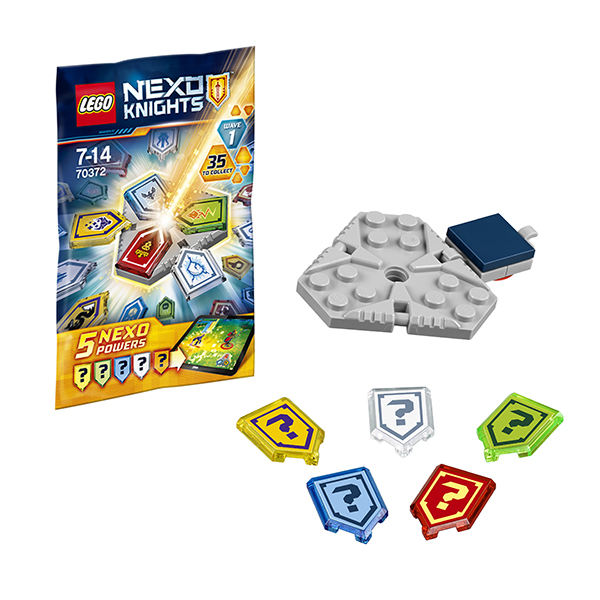 Lego Nexo Knights. Комбо NEXO Силы фото