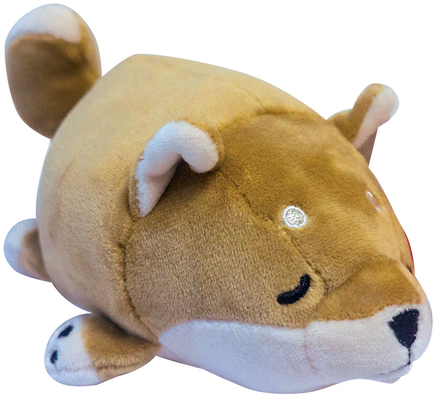 Купить Мягкая игрушка - Собачка коричневая, 13 см, ABtoys