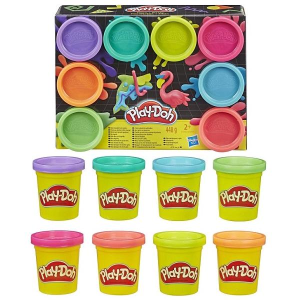 Play-Doh. Набор игровой, 8 цветов