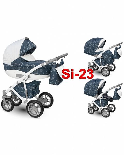 Детская коляска Camarelo Sirion 2 в 1 - Si-23Детские коляски 2 в 1<br>Детская коляска Camarelo Sirion 2 в 1 - Si-23<br>