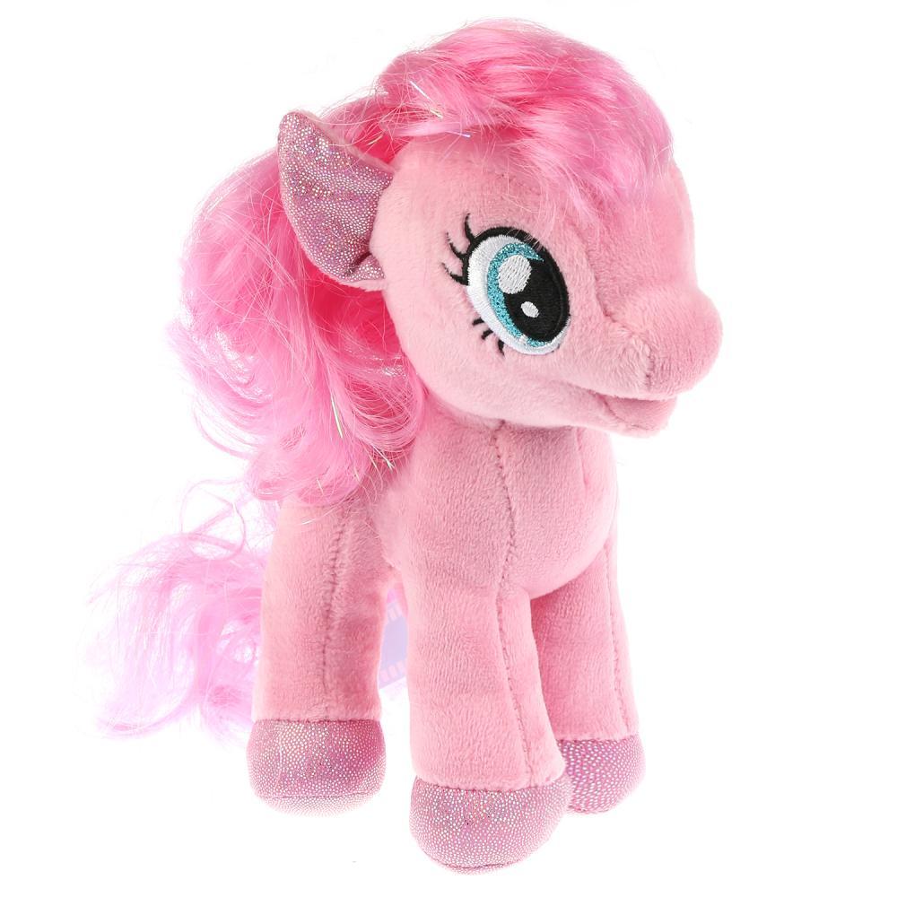 Купить Игрушка мягкая из серии Мой маленький пони - Пинки пай 18 см, без чипа, Мульти-Пульти
