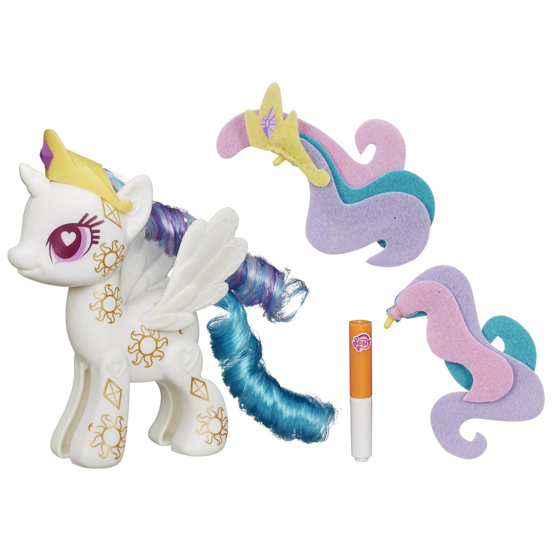 Поп-конструктор из серии My Little Pony - Принцесса СелестияМоя маленькая пони (My Little Pony)<br>Поп-конструктор из серии My Little Pony - Принцесса Селестия<br>