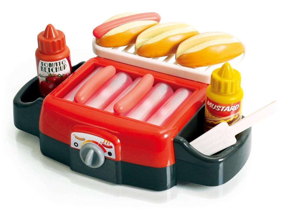 Набор игровой серии Делюкс - Готовим Хот-догАксессуары и техника для детской кухни<br>Набор игровой серии Делюкс - Готовим Хот-дог<br>