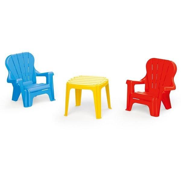 Купить Набор детской мебели: стол и 2 стула, Dolu