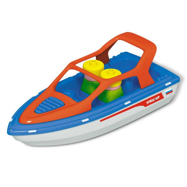 Игрушка для купания - катер «Анапа» фото