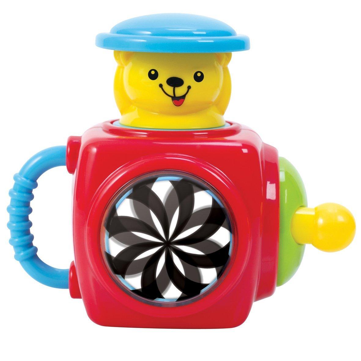 Музыкальная шкатулка с мишкойРазвивающие игрушки PlayGo<br>Музыкальная шкатулка с мишкой<br>