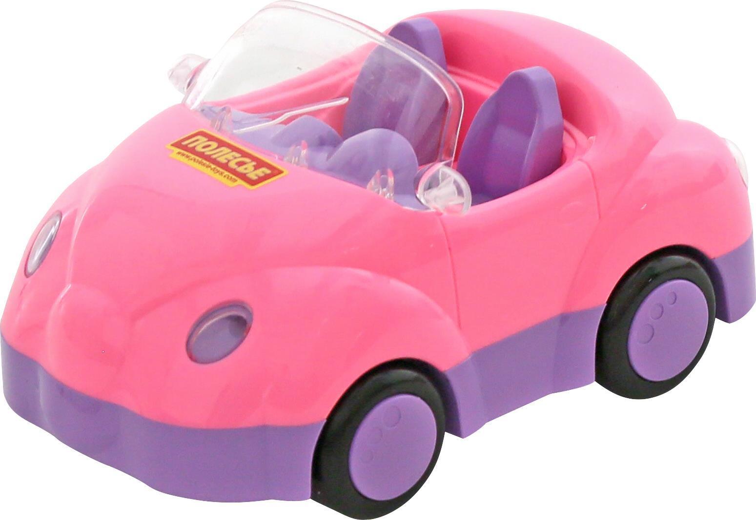 Автомобиль для девочек – Улыбка Полесье