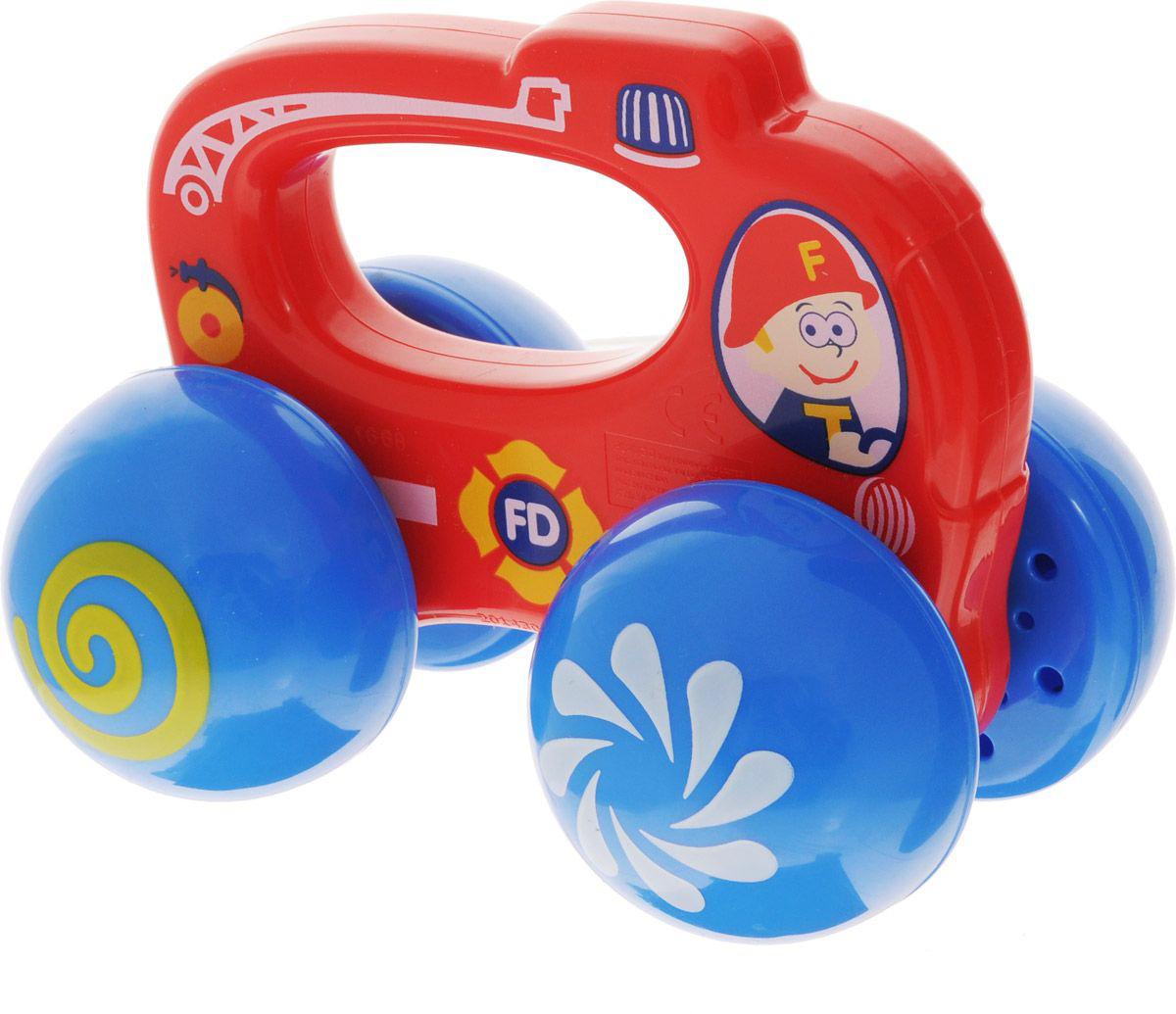 Развивающая игрушка Пожарная машинка - Машинки для малышей, артикул: 158860