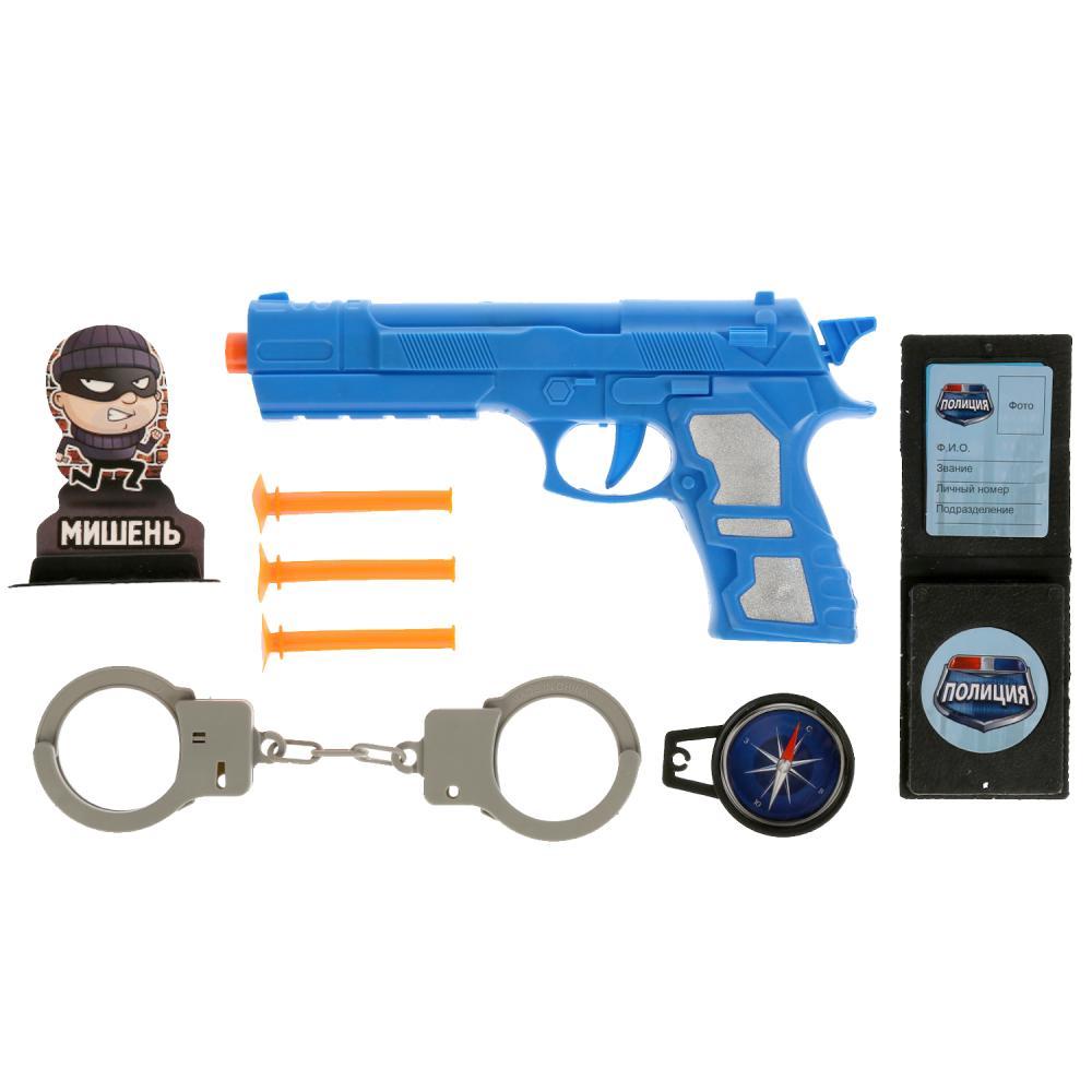 Полицейский набор оружия - Пистолет фото