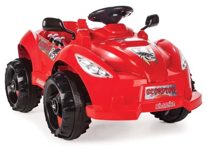 Электромобиль Scorpion, свет и звукЭлектромобили, детские машины на аккумуляторе<br>Электромобиль Scorpion, свет и звук<br>