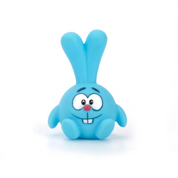 Фигурка для ванной Смешарики - КрошРезиновые игрушки<br>Фигурка для ванной Смешарики - Крош<br>
