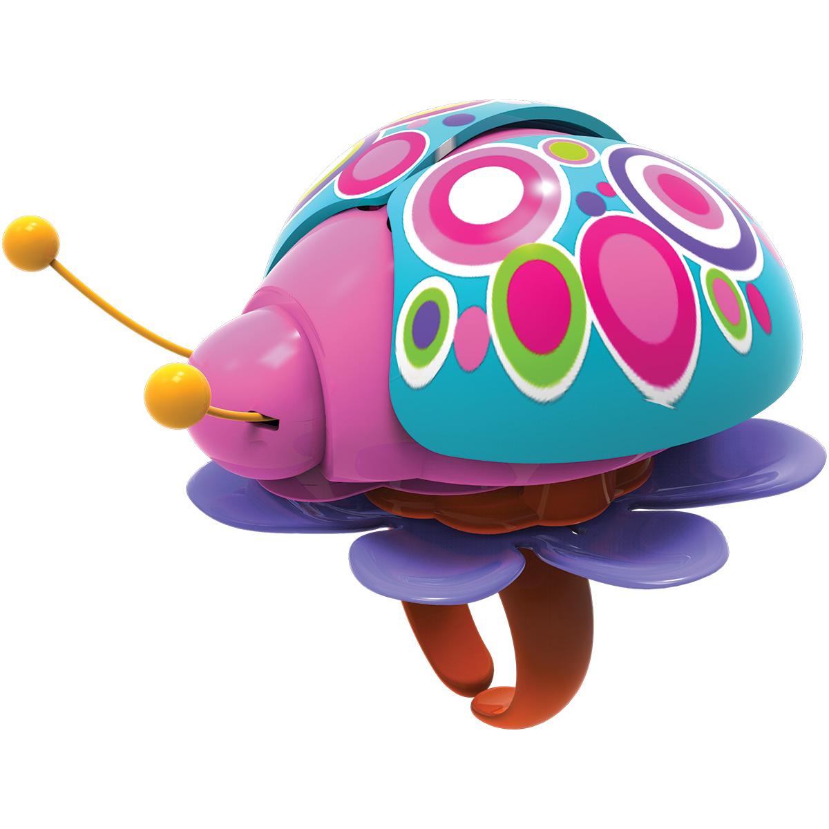 Интерактивная игрушка - Волшебный жучок с кольцомИнтерактивные птички DigiBirds<br>Интерактивная игрушка - Волшебный жучок с кольцом<br>