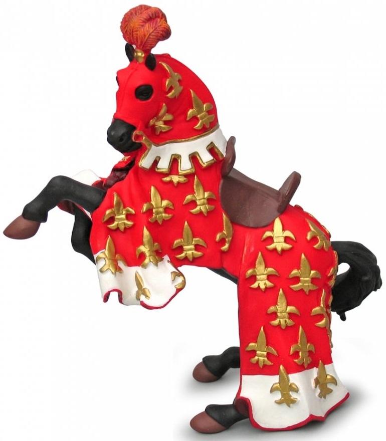 Конь принца ФилиппаФигурки Papo<br>Конь принца Филиппа<br>