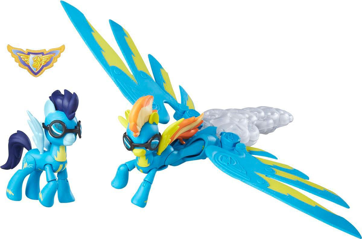 My Little Pony. Хранители Гармонии  Вондерболты звуковая радуга - Моя маленькая пони (My Little Pony), артикул: 161910