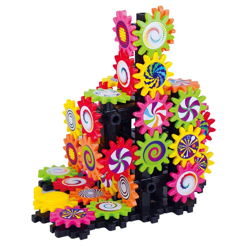 Игровой набор - Конструктор с шестеренкамиКонструкторы других производителей<br>Игровой набор - Конструктор с шестеренками<br>
