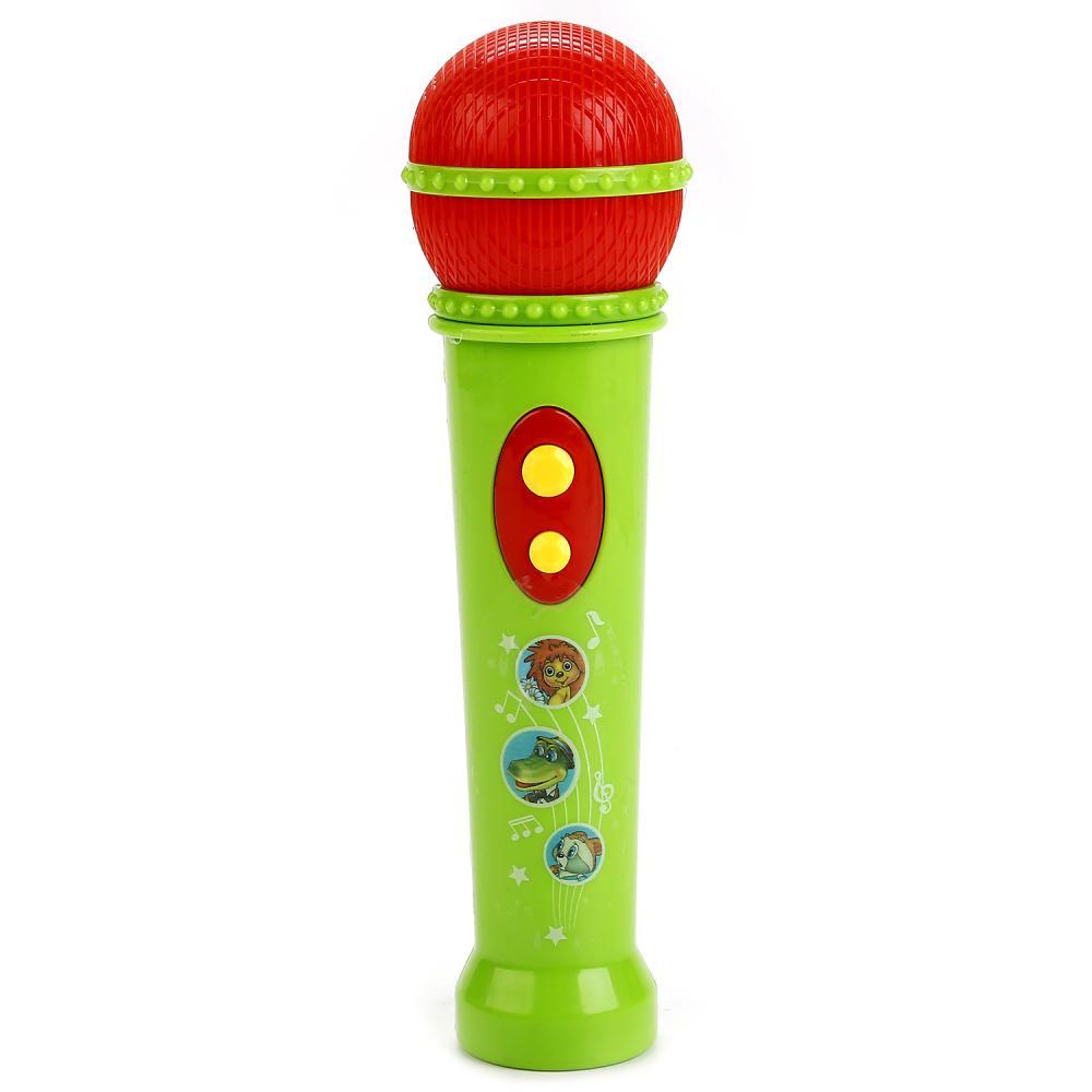 Купить Микрофон, 20 песен В. Шаинского, звук sim), Умка