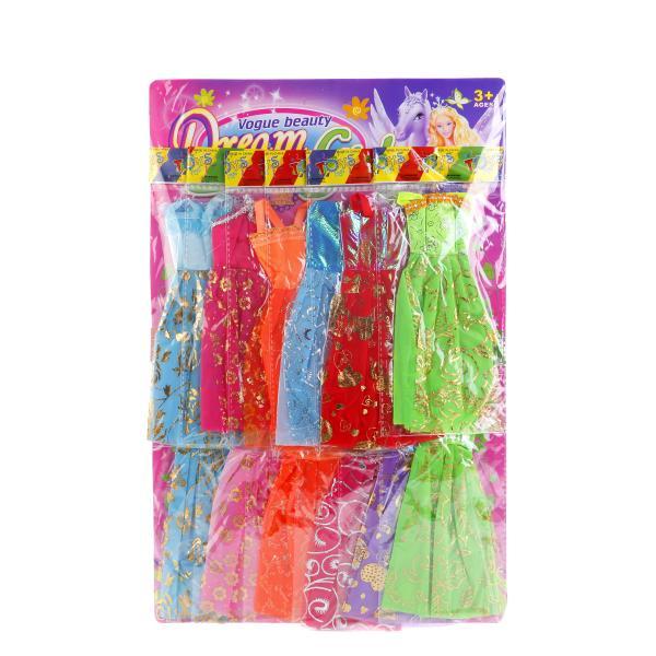 Одежда для кукол, вечерние платья от Toyway