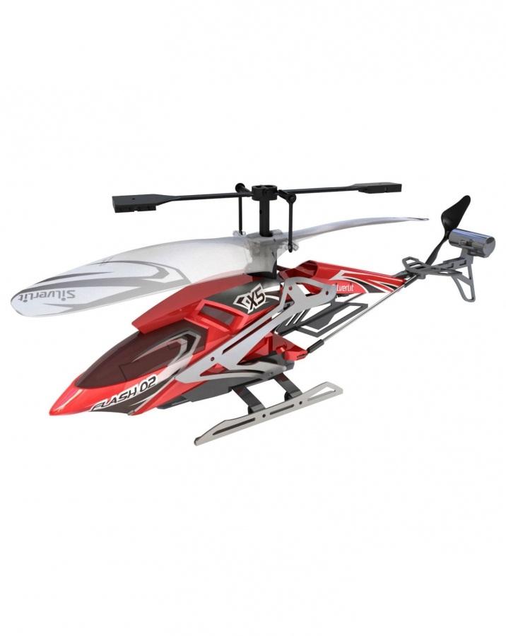 Трёхканальный игрушечный вертолёт Silverlit ШтурмовикРадиоуправляемые вертолеты<br>Трёхканальный игрушечный вертолёт Silverlit Штурмовик<br>