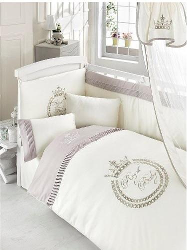 Комплект постельного белья из 3 предметов серия Little KingДетское постельное белье<br>Комплект постельного белья из 3 предметов серия Little King<br>