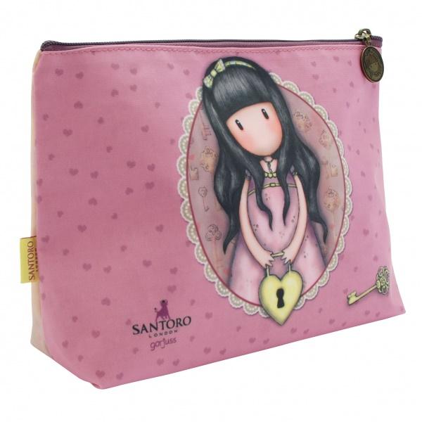 Купить Плотная косметичка большая – The Secret, Santoro London