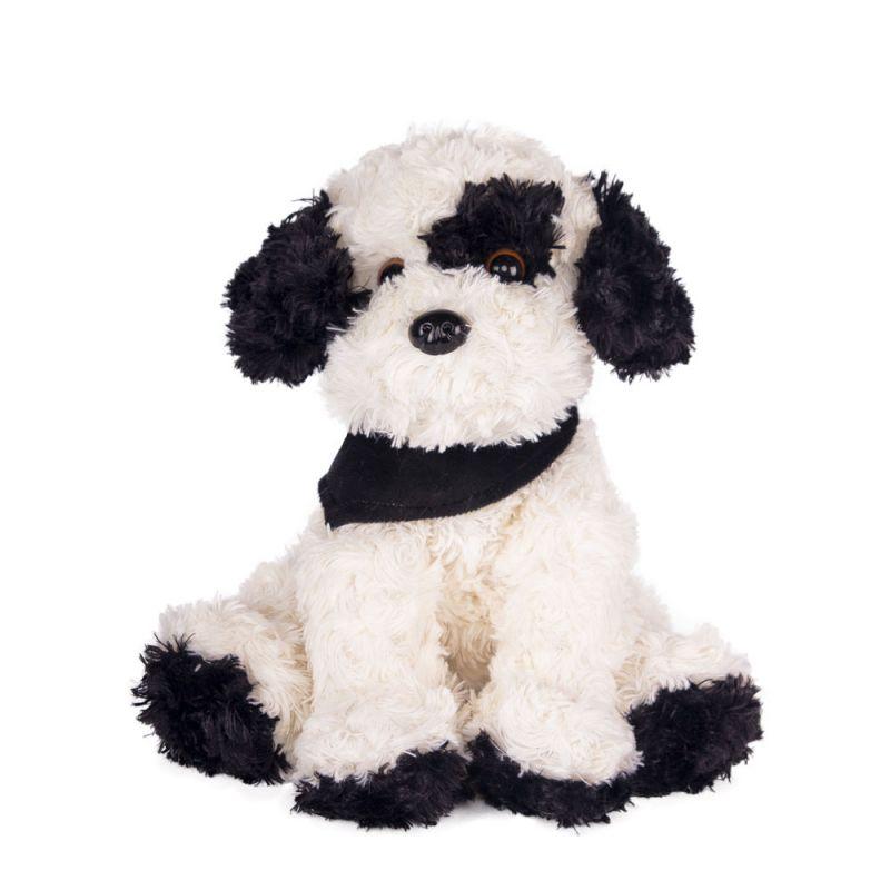 Мягкая игрушка  Щенок Марти, черныш, 24 см - Собаки, артикул: 172247
