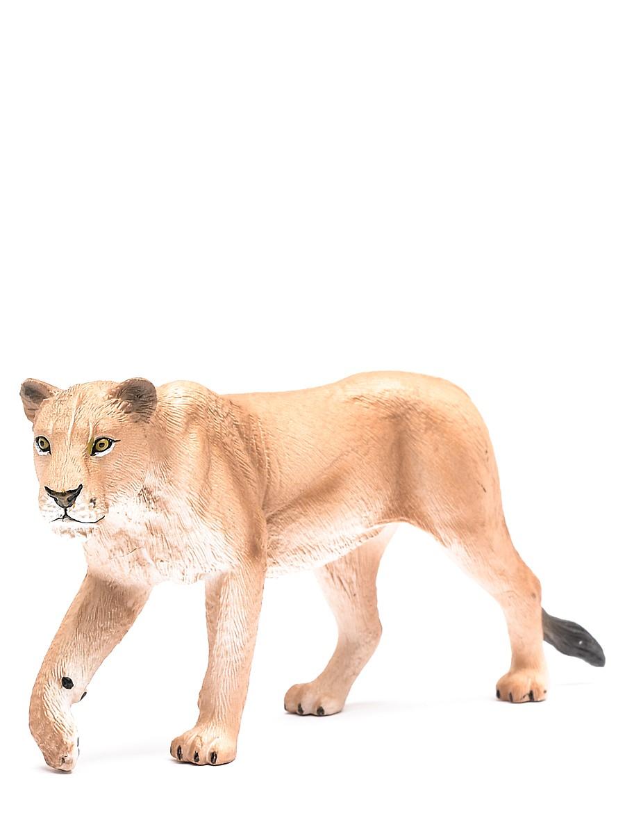Фигурка – Львица, размер 13,5 х 3,5 х 6,5 см.Дикая природа (Wildlife)<br>Фигурка – Львица, размер 13,5 х 3,5 х 6,5 см.<br>