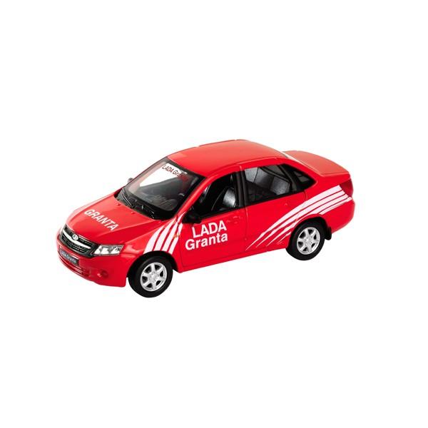 Модель машины 1:34-39 Lada Granta RallyLADA<br>Модель машины 1:34-39 Lada Granta Rally<br>