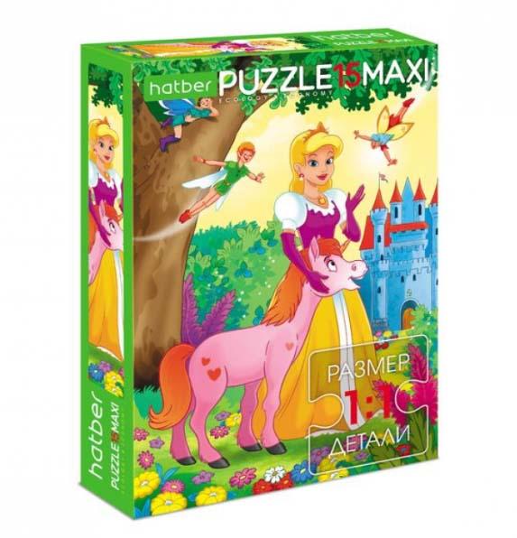 Пазл Eco 15 элементов Maxi – Принцесса фото