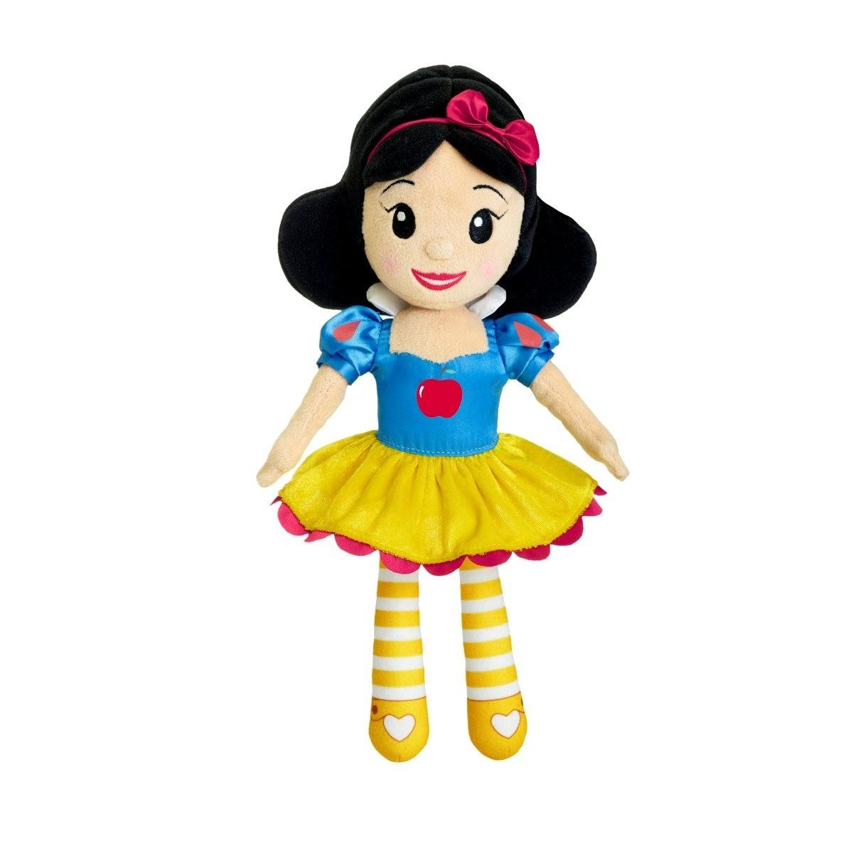 Мягкая кукла Disney Princess - Волшебные мелодии - БелоснежкаБелоснежка<br>Мягкая кукла Disney Princess - Волшебные мелодии - Белоснежка<br>