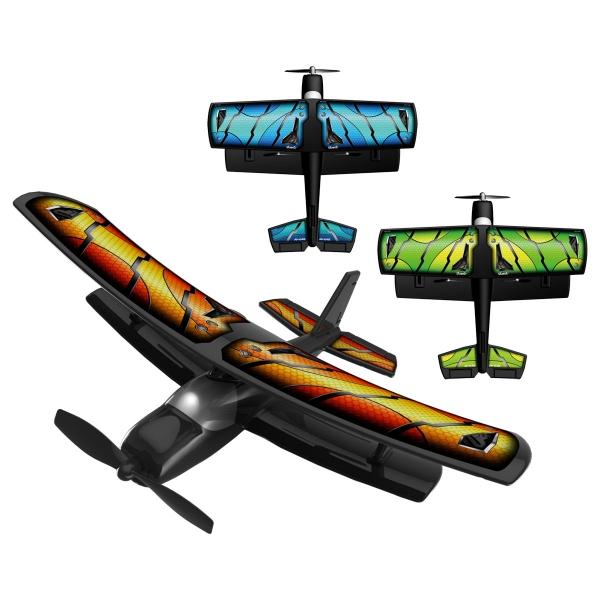 Самолет Silverlit на радиоуправлении, классическийЛетающие игрушки<br>Самолет Silverlit на радиоуправлении, классический<br>
