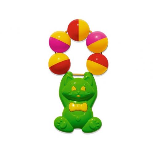 Погремушка «Акробатик»Детские погремушки и подвесные игрушки на кроватку<br>Погремушка «Акробатик»<br>
