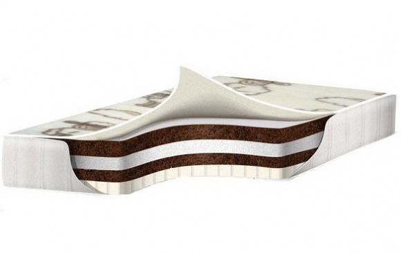 Детский матрас – Solare, CottonМатрасы, одеяла, подушки<br>Детский матрас – Solare, Cotton<br>