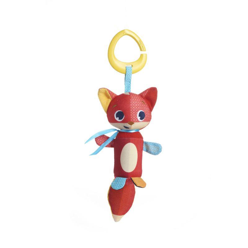 Игрушка колокольчик - ЛисенокДетские погремушки и подвесные игрушки на кроватку<br>Игрушка колокольчик - Лисенок<br>