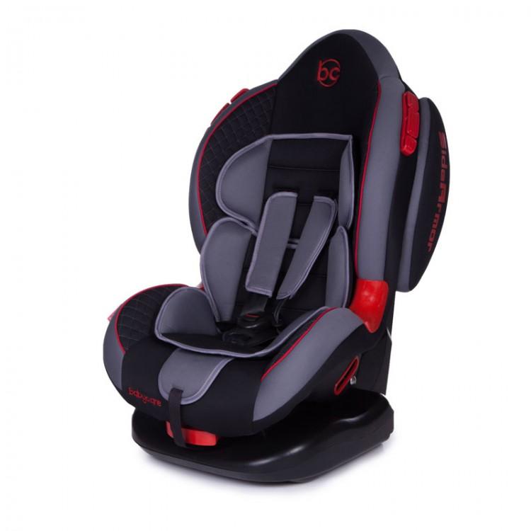 Детское автомобильное кресло Polaris Isofix группа I/II, 9-25 кг., 1-7 лет, цвет – черно-серыйАвтокресла (8-25кг)<br>Детское автомобильное кресло Polaris Isofix группа I/II, 9-25 кг., 1-7 лет, цвет – черно-серый<br>