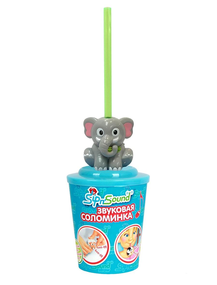 Звуковая соломинка – Слон, The Lokumal Group  - купить со скидкой