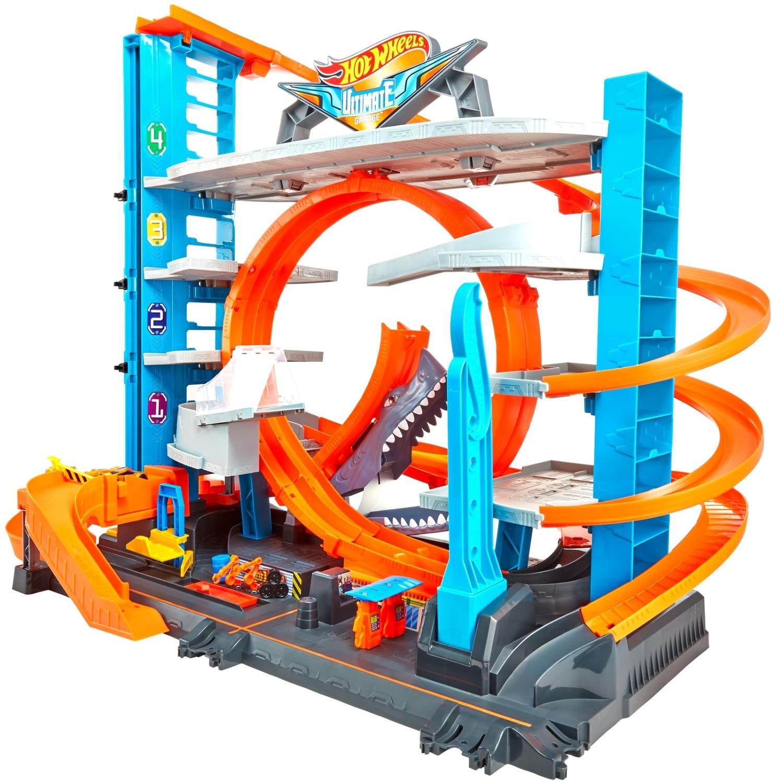 Купить Игровой набор Hot Wheels - Невообразимый гараж, Mattel