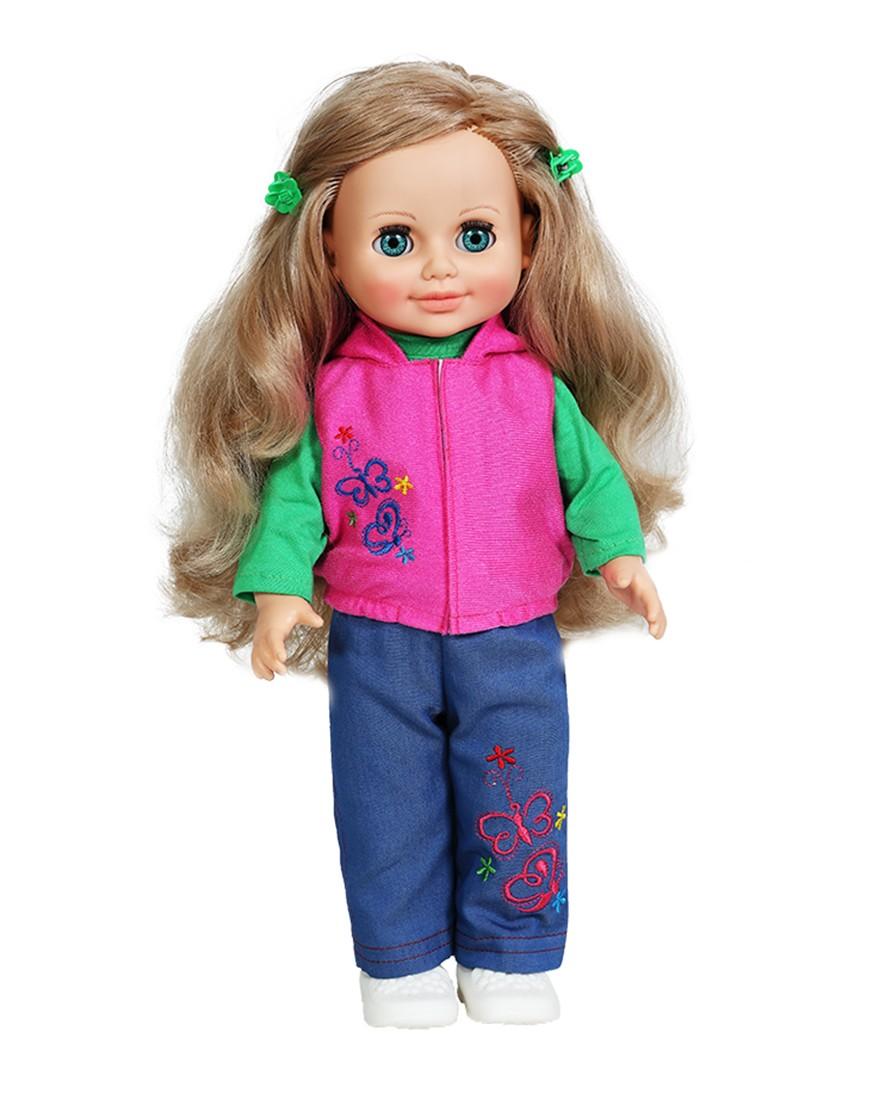 Кукла Анна 6, звук, 42 см.Русские куклы фабрики Весна<br>Кукла Анна 6, звук, 42 см.<br>