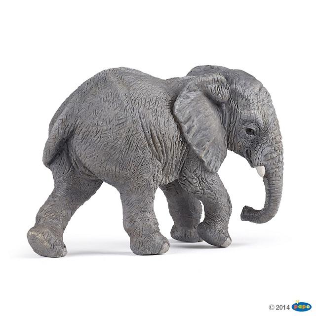 Африканский слоненокДикая природа (Wildlife)<br>Африканский слоненок<br>