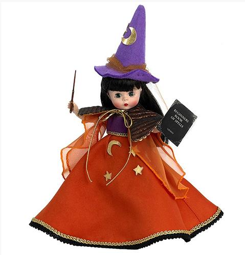 Кукла - Ведьма-ученица, 20 см фото