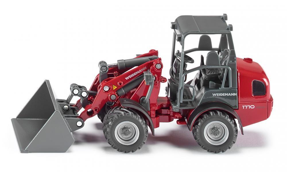 Купить Игрушечная модель - Трактор садовый, 1:32, Siku